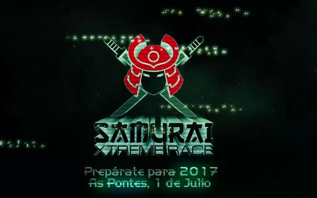 Se aproxima la Samurai Xtreme Race 2017