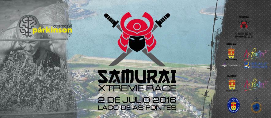 Samurai Xtreme Race curemos el Párkinson