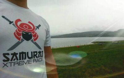 Entrenamiento Samurai Xtreme Race