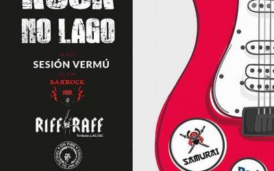 I festival Rock en el Lago de As Pontes
