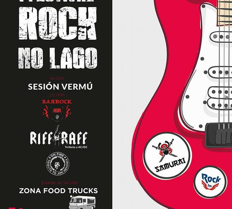 I festival Rock en el Lago de As Pontes