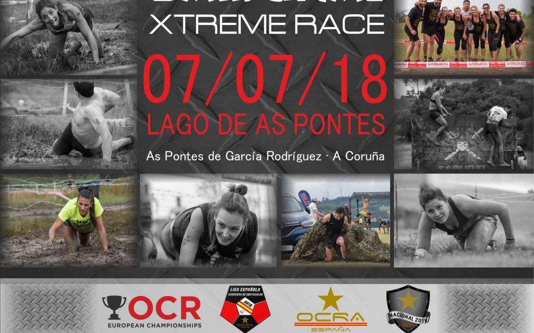 Cartel Samurai Xtreme Race 2018